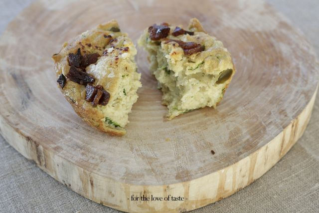 Courgette muffins with capers and apricot  -- savory baking -- by for the love of taste   http://fortheloveoftaste.wordpress.com/2013/11/01/savory-courgette-muffins-with-capers-and-apricots
