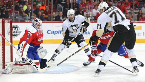 NHL Releases Penguins-Capitals Second Round Playoff Schedule... #PittsburghPenguins: NHL Releases Penguins-Capitals… #PittsburghPenguins