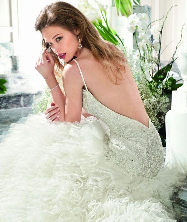 Demetrios Couture 2015 Vestido de Noiva
