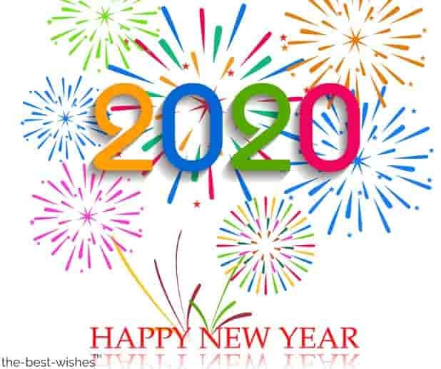 22++ Happy new year 2020 clipart free information