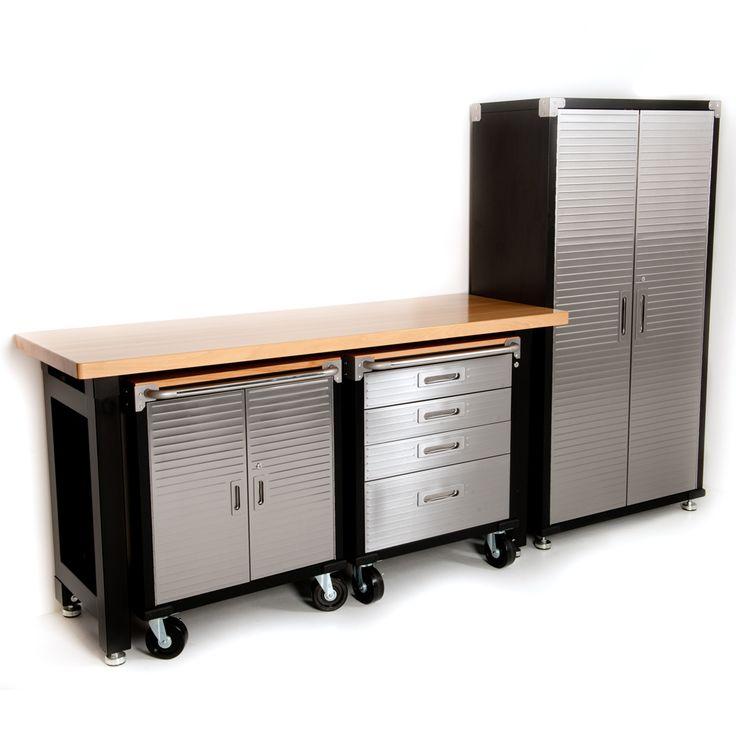 10 best images about garage storage systems australia on. Black Bedroom Furniture Sets. Home Design Ideas