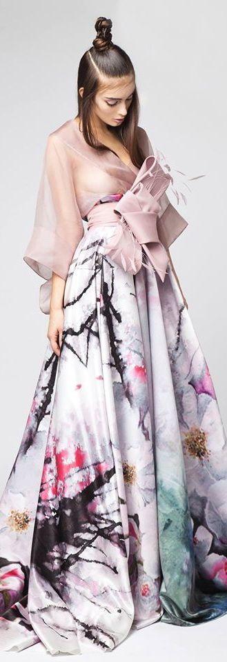 SS 2016 - Couture | Elio Abou Fayssal http://spotpopfashion.com/j61v