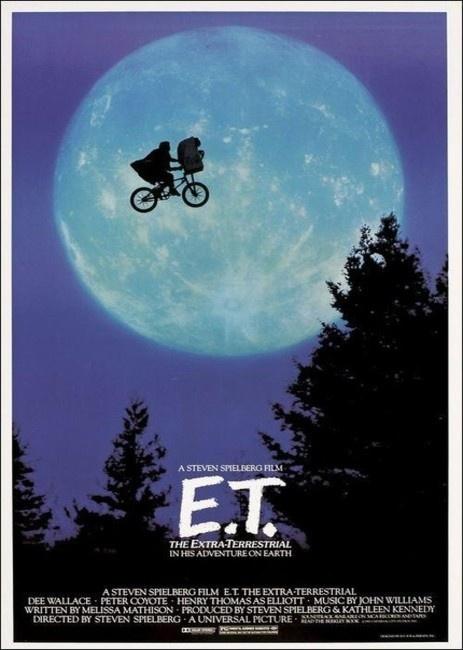 E.T.: the Extraterrestrial (1982) Steven Spielberg