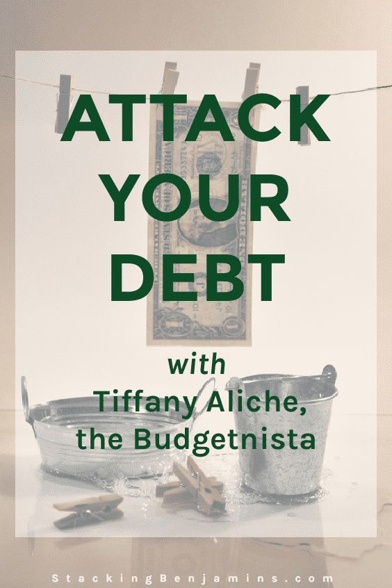 Attack Your Debt With the Budgetnista