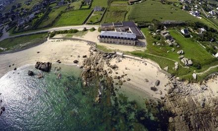 Bretagne: 1 à 3 nuit(s) pour 2 pers avec pdj, spa, dîner et modelage en option au Relais du Silence Hôtel de la Mer