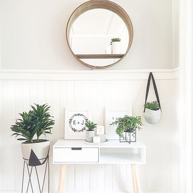 how to hang kmart round metal wall shelf - Google Search