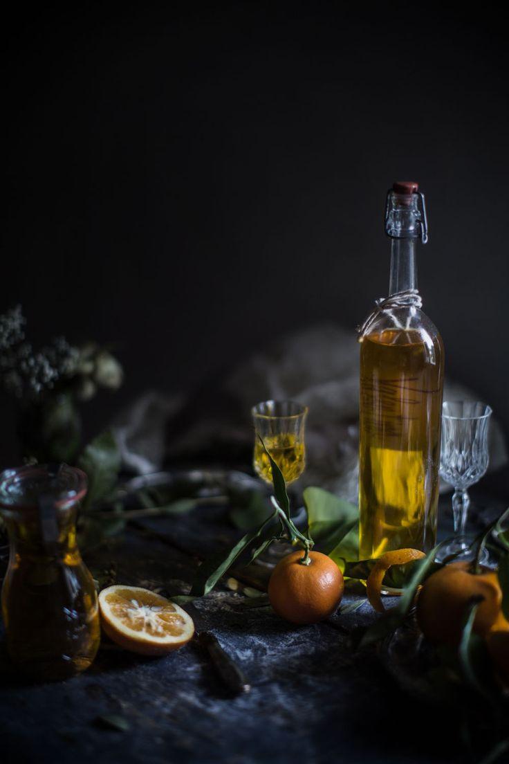 Story & Recipe of 'Rosolio di Portogallo', a Sweet Italian Orange & Saffron Liquor   Hortus Italian Cooking