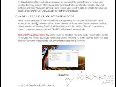 disk drill pro unlock code mac free