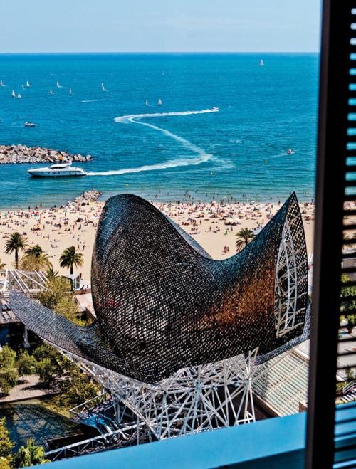 Room 1601, Hotel Arts Barcelona