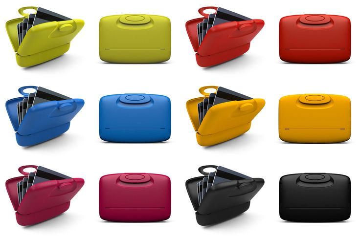 A color for every occasion #capsulcase