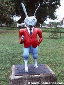 Uncle Remus Museum in Eatonton, Georgia