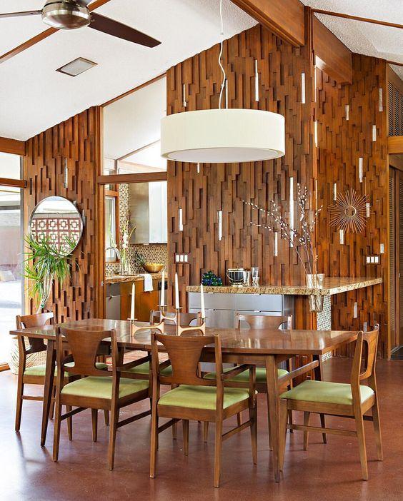 Beautiful atomic ranch   Atomic Decor   large art   interior design   modern art   modern   #atomicdecor https://www.statements2000.com/