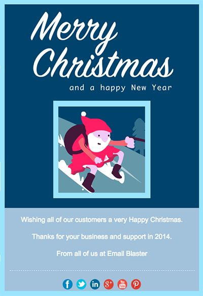 Best Christmas Email Templates Images On   Christmas