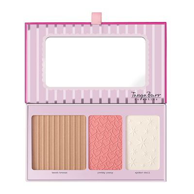 Tanya Burr Rosy Flush Cheek Palette (really want this)