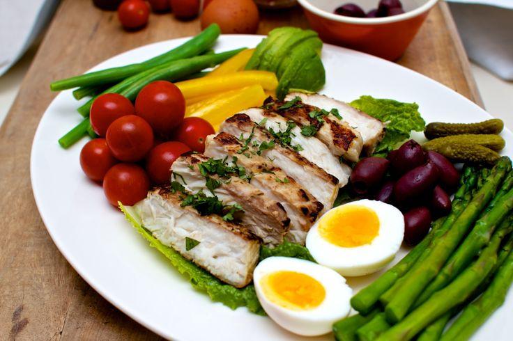 Paleo Wasabi Secret Salad