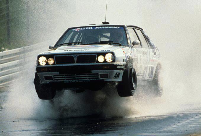 Lendas do WRC: Lancia Delta HF Integrale, o maior campeão de todos os tempos no…