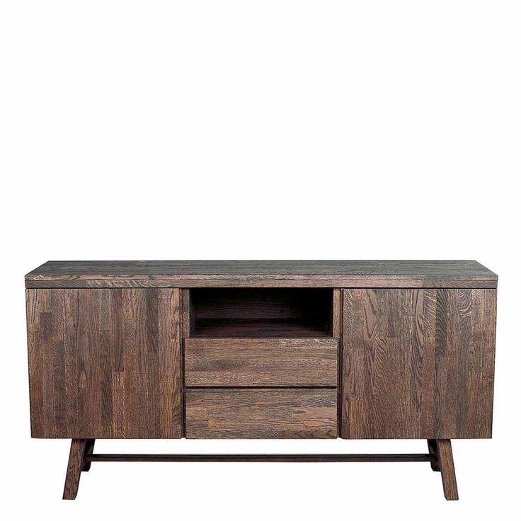 die besten 25 sideboard eiche ideen auf pinterest. Black Bedroom Furniture Sets. Home Design Ideas