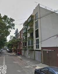 Edificio ubicado en Balsas No. 18 Col. Miravalle. Antes del sismo del 19/09/2017 CDMX.