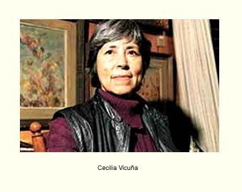 Poeta y artista visual, Cecilia Vicuña participó en la Tribu No, colectivo junto al cual protagonizó míticas acciones de arte en 1970.