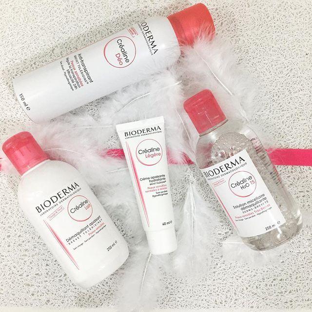 Créaline est la gamme de Bioderma dédiée à toutes les peaux sensibles et réactives. Essayez des produits innovants et de haute qualité.  #santediscount #bioderma #crealine #cosmetique #soin #peau #skincare #wellness #hydratation