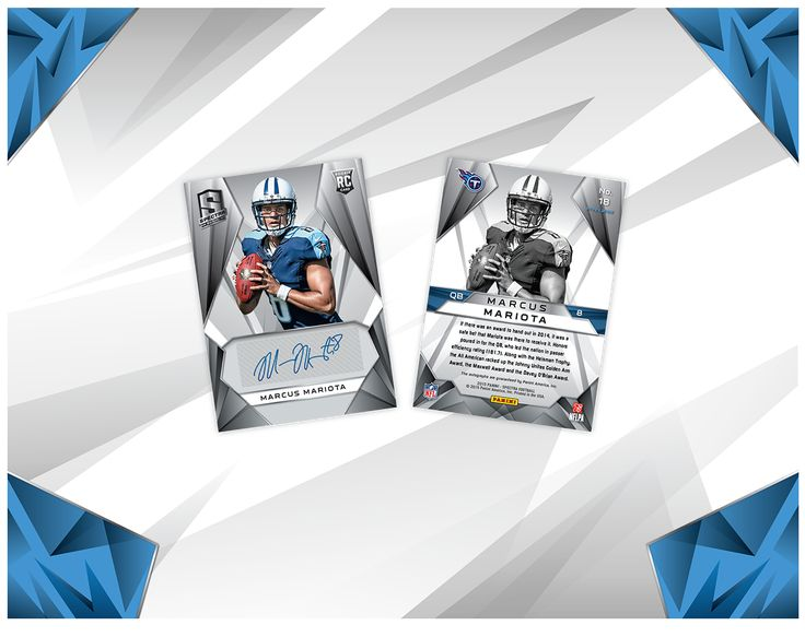 Panini Spectra Trading Cards on Behance