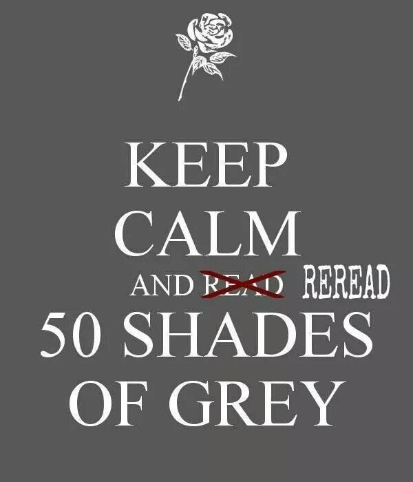 You only have a couple of months left! | Fifty Shades of Grey | In Theaters Valentine's Day