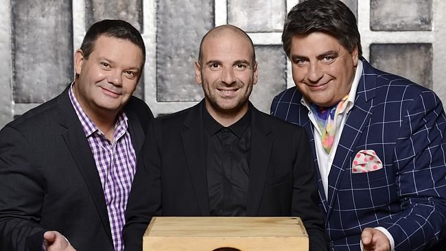 Masterchef Australia, best cooking show ever! ( just to put that out there that I am British)