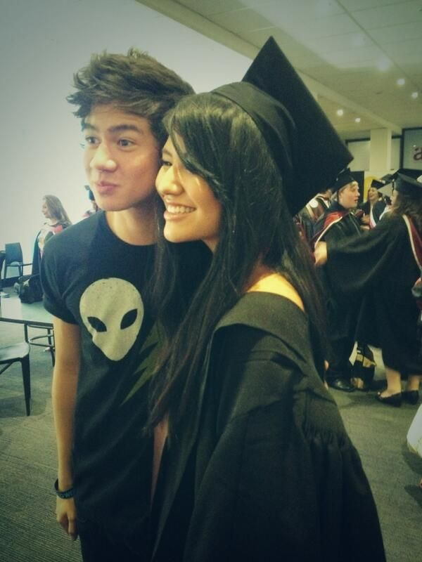 Calum and Mali Hood<<this is v v important