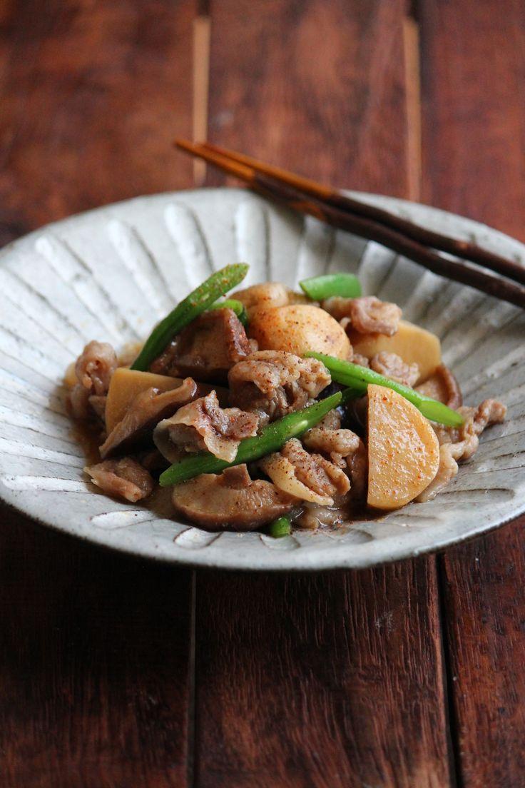 豚と里芋の簡単煮物。 by 栁川かおり   レシピサイト「Nadia   ナディア」プロの料理を無料で検索