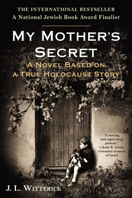 Put on my list: Inspired by a true story; a captivating and ultimately uplifting tale intertwining the lives of two Jewish families in hiding from the Nazis, a fleeing German soldier, and the mother and daughter who team up to save them all.