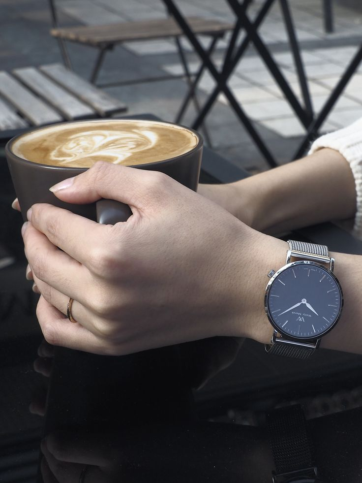 Spend a quiet weekend with my favorite WellyMerck watch.