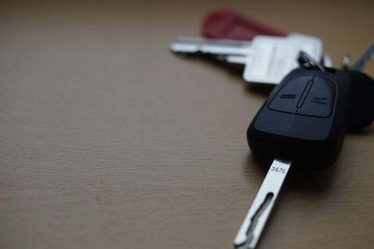 Schlüssel eines Bremer Kunden