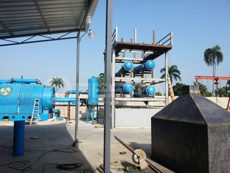 Waste Plastic Pyrolysis Plant for Sale | Cost-Effective