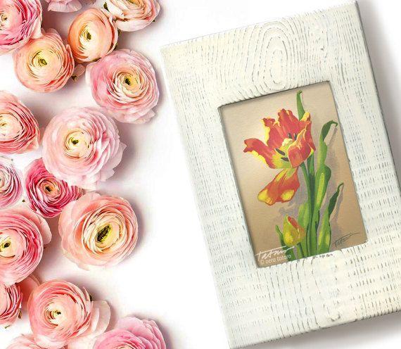 Motley tulip