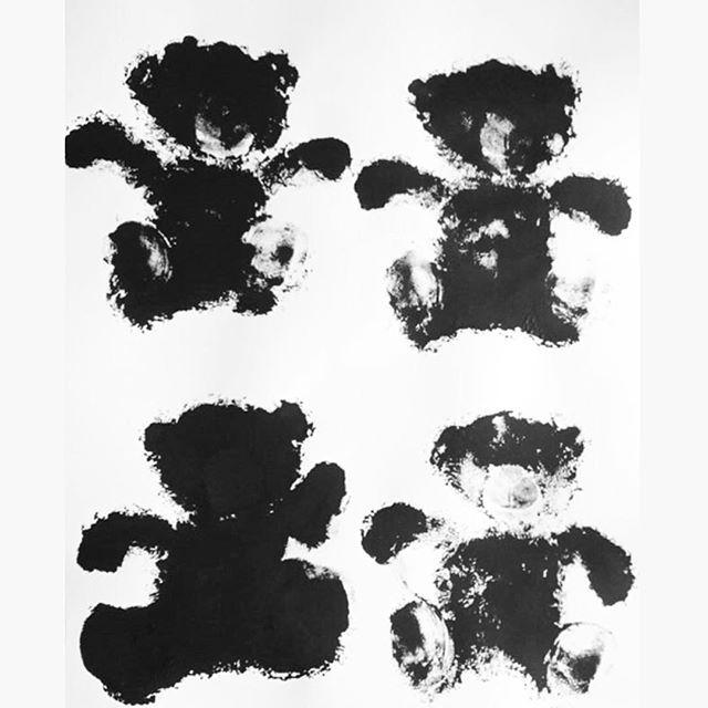 Teddy Bear series, lll - 2002