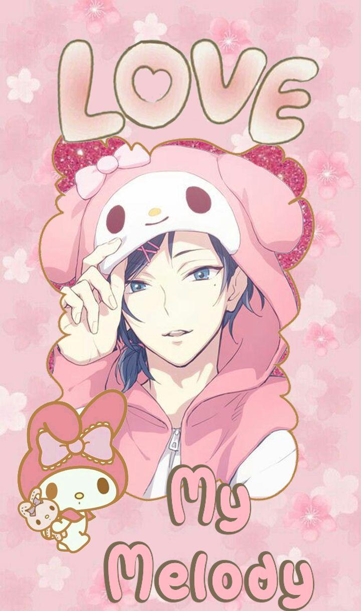 Wallpaper Yuu Of The Sanrio Danshi Love My Melody By Dri