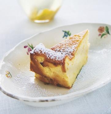 Kage med youghurt og citron