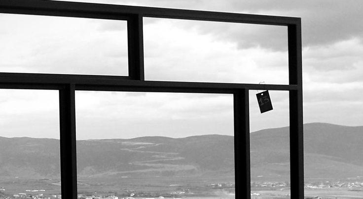 Terrace divider by Giorgi Bou