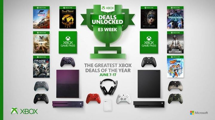 Microsoft Is Offering Big Discounts On Xbox One Consoles And Games To Celebrate The Year S Biggest Gaming Event Msft Read More Technology News Here Https