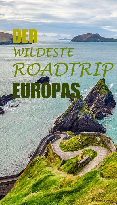 Wild Atlantic Way in Irland: Europas wildester Roadtrip
