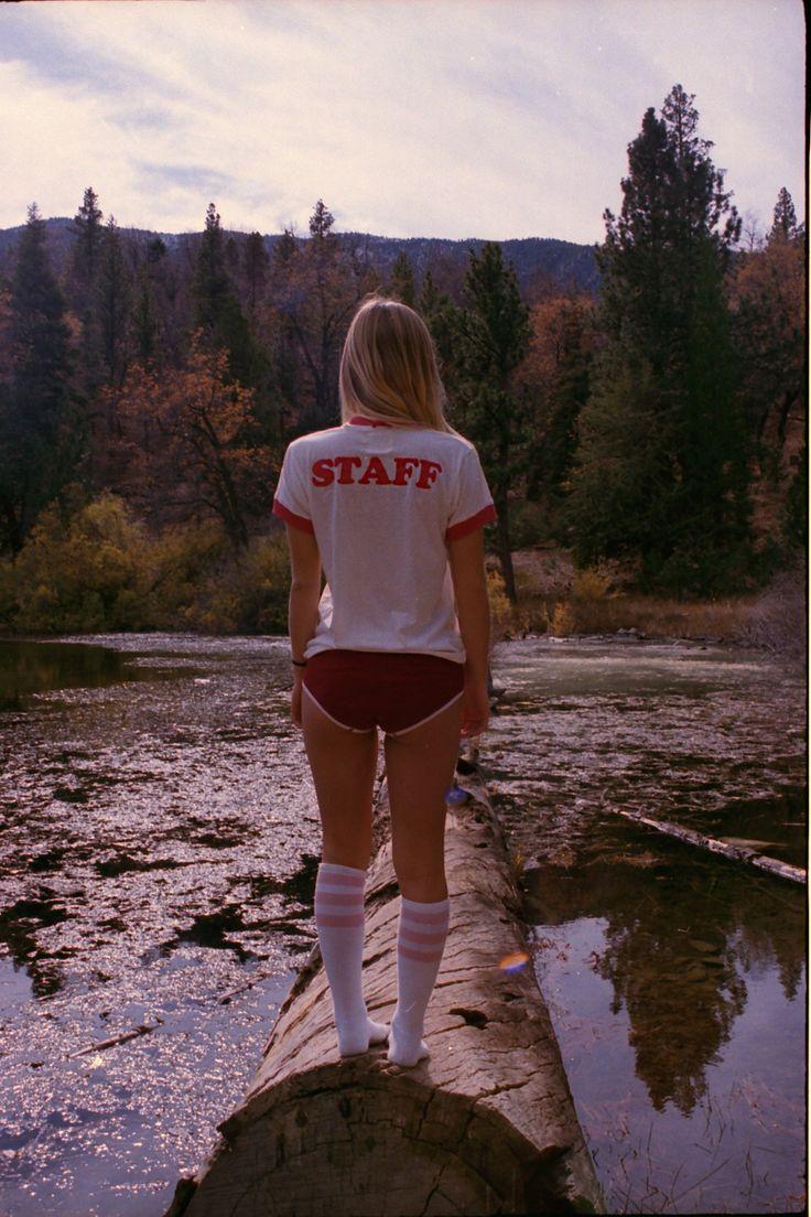Take a camping trip into the woods with SF based women's fashion label Camp Collection Holiday 2014 lookbook.