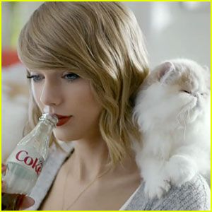 Taylor Swift's Diet Coke Commercial Features New '1989′ Song ...