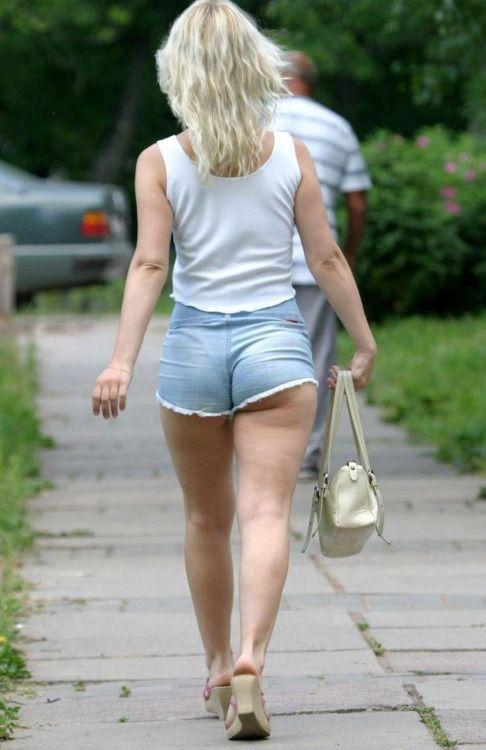 3bb9ecc3904f Candid street Shorts With Tights, Sexy Shorts, Denim Shorts, Cutoffs,  Candid,