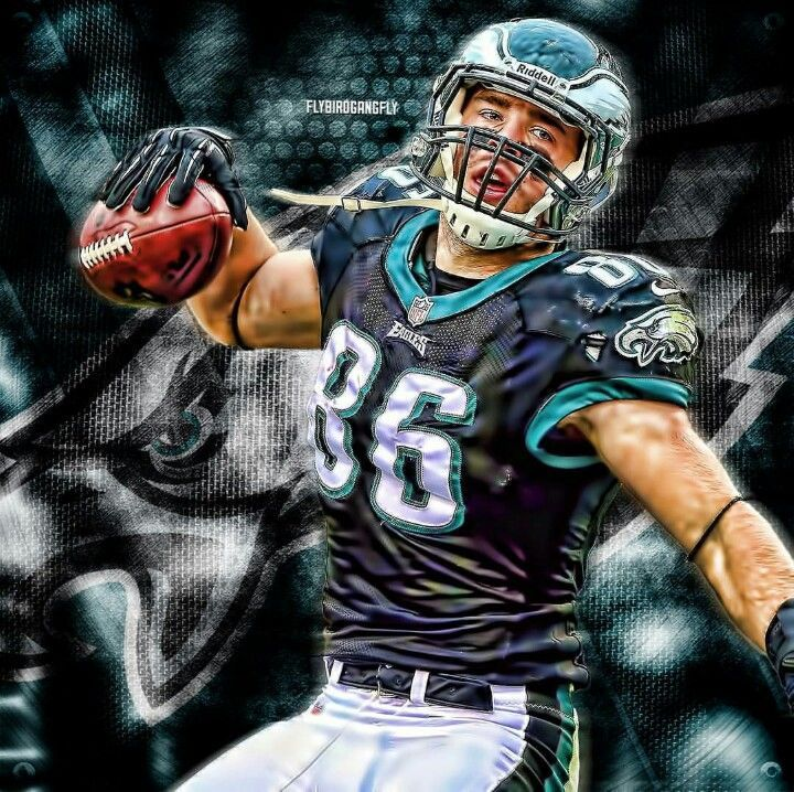 Image Result For Zach Ertz Wallpaper Nfl Philadelphia Eagles Ertz Eagles Eagles Game
