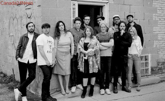 Broken Social Scene reflects on playing Manchester following terrorist attack