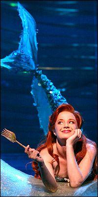 Ariel (The Little Mermaid) - Wikipedia, the free encyclopedia # iwantmore