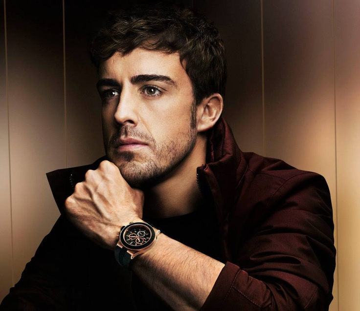 Fernando Alonso for Viceroy www.viceroy.es