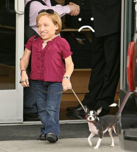 the little couple cancer | ... The Little Couple Star Jen Arnold Is Battling A Rare Form Of Cancer