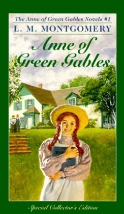 "Anne of Green Gables -- My mother gave me this book after I had been in trouble for the 100th time that summer. She said ""I think you are going to relate to Anne""...haha.  Boy, did I ever!"