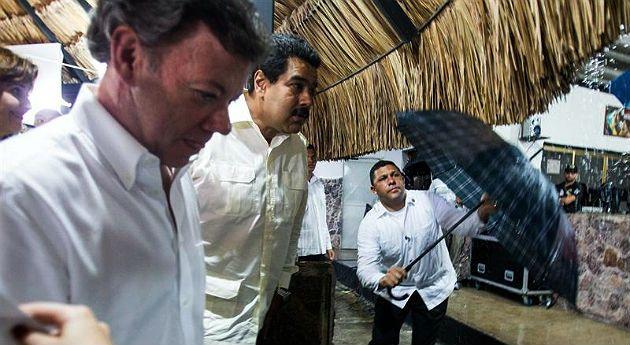 Las preguntas pendientes entre Santos y Maduro, Nación - Semana.com